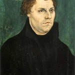 Mr. Luther as bridegroom