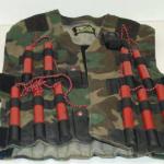 A model suicide vest