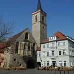 Erfurt's Ägidienkirche