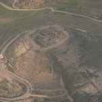 Herodium from the air
