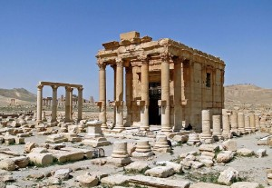 """""""The Sun-God Also Rises: A Christian's Eulogy for ISIS-Occupied Palmyra"""""""
