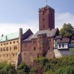 Die Wartburg, in Thüringen
