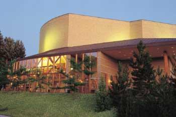 SUU's and USF's Randall Jones Theater