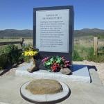 MMM memorial monument