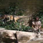 Creation Museum diorama