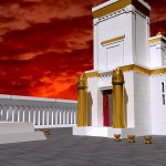 Reve's reve of the Solomonic temple