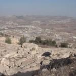 Mt. Gerizim, today
