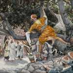 Tissot's Zacchaeus