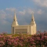 Second completed temple in Missouri