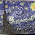 """Van Gogh, """"Sterrennacht"""""""
