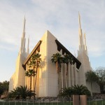 First temple in Nevada