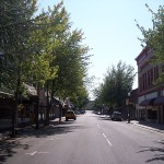 Jackson Street, in Roseburg, OR