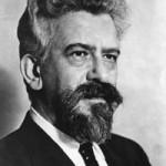 A. J. Heschel 1964