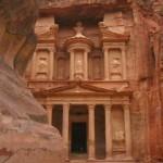 Al-Khazneh, in Petra