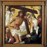 Dutch image of suffering Christ