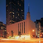 New York City's temple