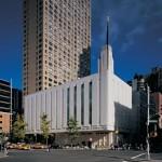 New York City's temple