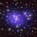 """""""Dark matter dominates in nearby dwarf galaxy"""""""