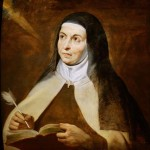 A beautiful thought attributed to St. Teresa of Ávila