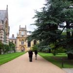 University of Oxford, Trinity College