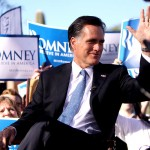 Will Mitt Romney eventually be asked to step in and save the Republican Party?