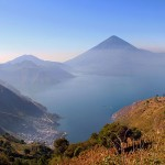 """'A Fountain of Pure Water': Lake Atitlán"""