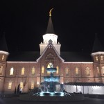 Visiting the Provo City Center Temple
