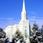 """On Huffington Post:  """"Why do Mormons have churches and temples?"""""""