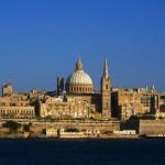The capital city of Malta
