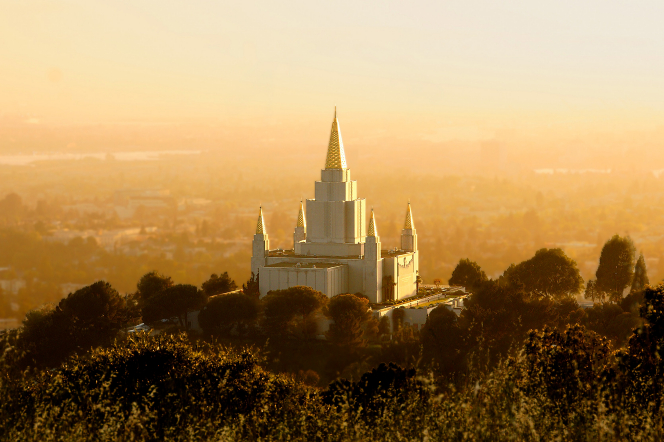 California's 2nd temple
