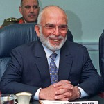Four quotations from the late great King Hussein I of Jordan