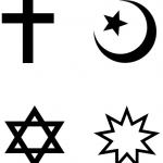 """When a tiny church houses three religions"""