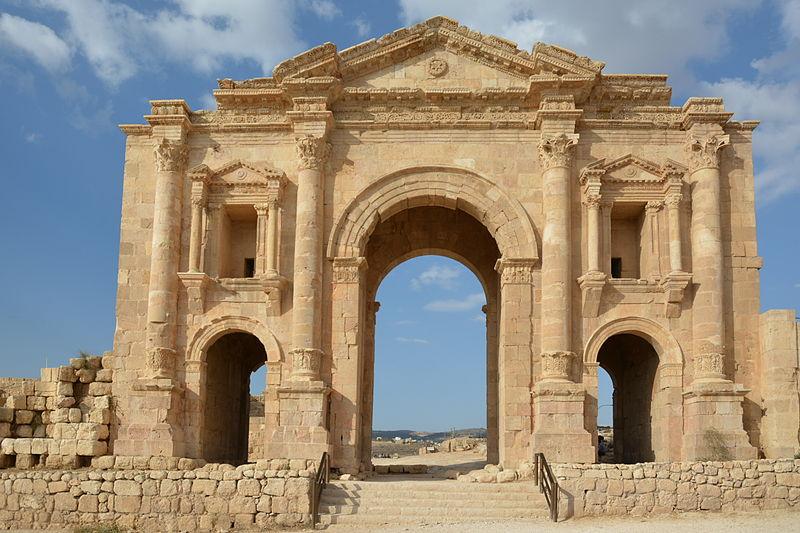 Day Two in the Royal Hashemite Kingdom of Jordan