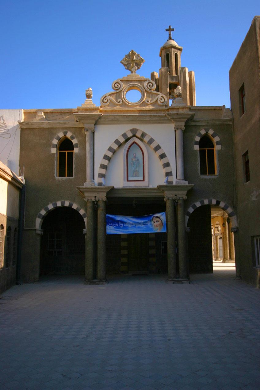 Escape to America: A Syrian Christian Perspective | Dan
