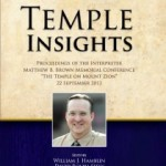 """""""The Israelite Temple and Early Christians"""""""