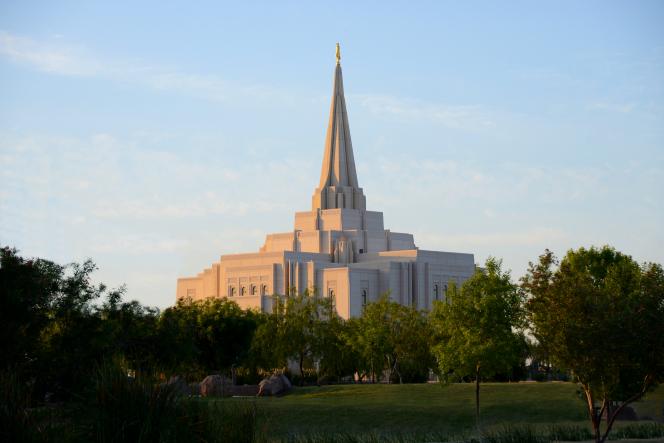 Gilbert AZ Temple