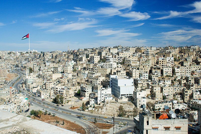A nice day in Amman