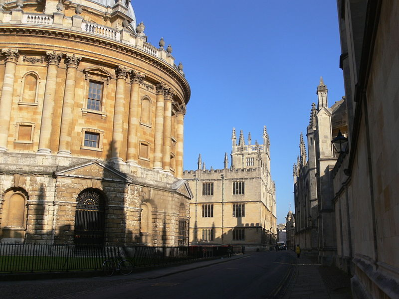 Bodleian, Oxford