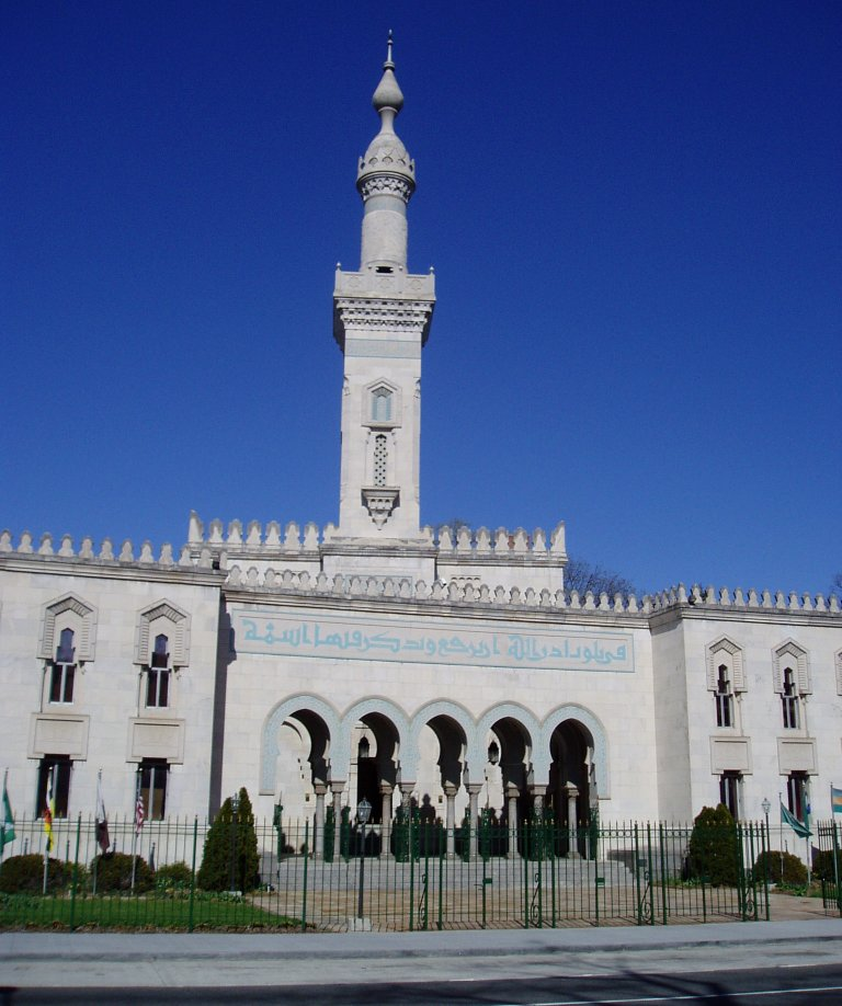"""Places Of Worship For Taoism: €�Five Great Places Of Islamic History In The U.S."""""""
