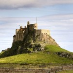 Out of the solitude and silence of Lindisfarne
