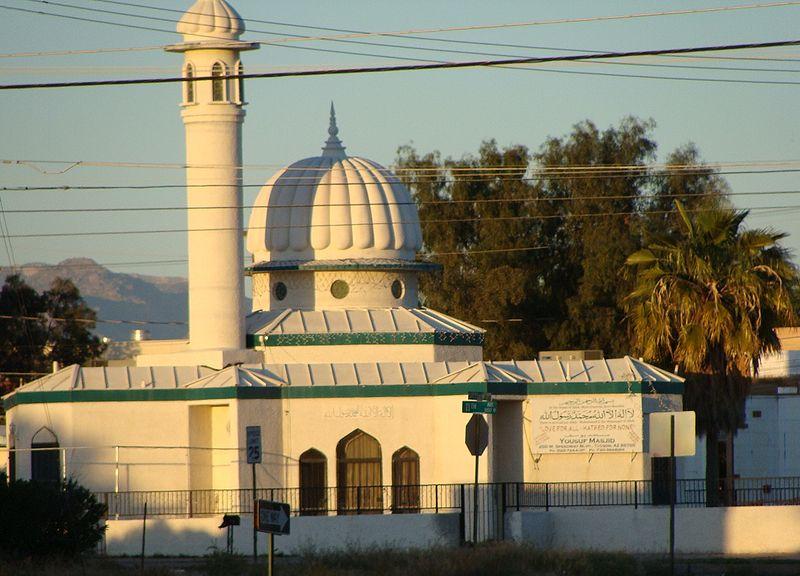 Tucson mosque