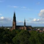 """Swedish city has long religious history"""
