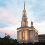 Interesting coverage of the new temple in Philadelphia