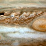 """Jupiter's giant red storm makes its atmosphere hotter than molten lava"""