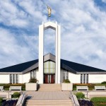 The Freiberg Germany Temple