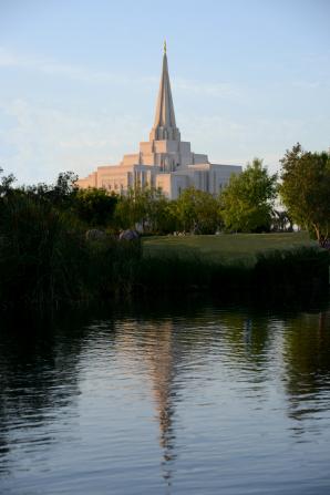 The Phoenix area's second temple