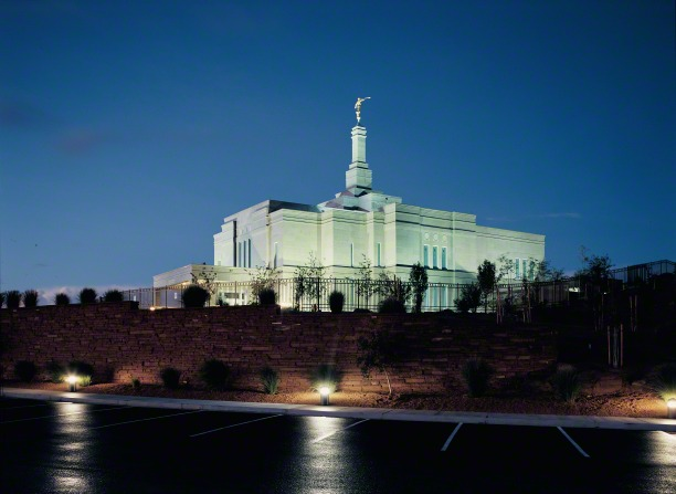 Arizona's second temple, if I'm not mistaken.