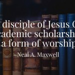 Research as worship