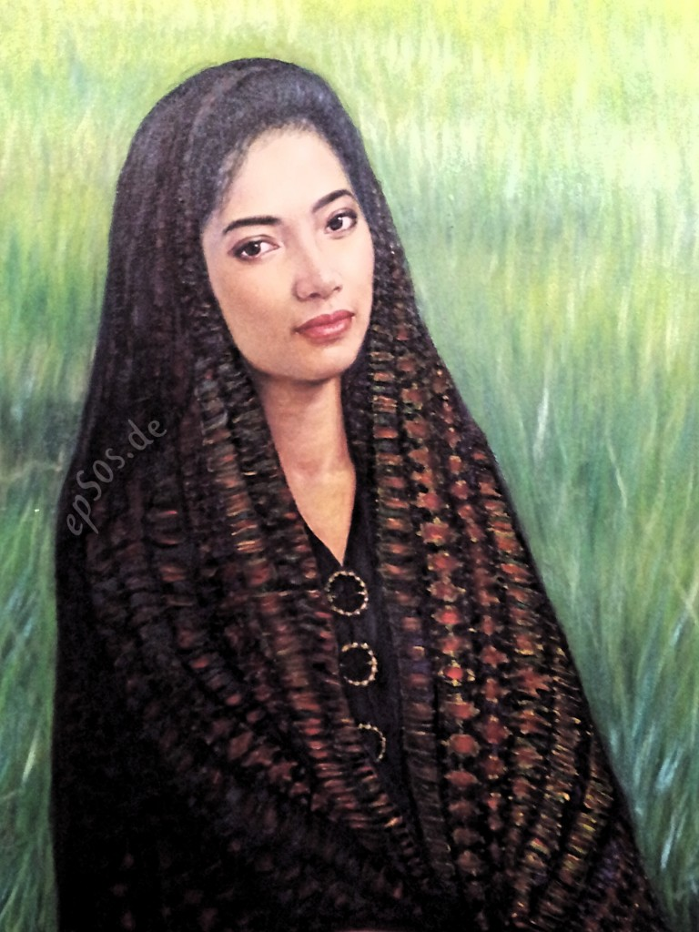 Malaysian woman