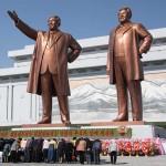 A prisoner in Pyongyang?